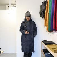 orSlow オアスロウ (ユニセックス)  / DENIM DUFFLE COAT 【リジッド】