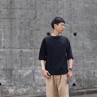 JACKMAN ジャックマン(ユニセックス) / サーマル5分袖TEE