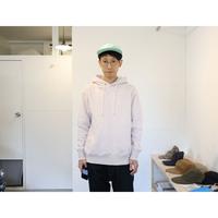 JACKMAN / SWEAT PARKA プルオーバータイプ【アッシュ】