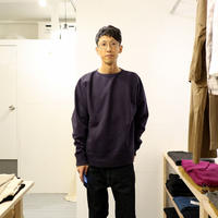 NECESSARY OR UNNECESSARY (NOUN) / MAC 【裏毛コットン】