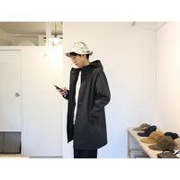 JACKMAN / JERSEY COAT 2020SS 【ジェットチャコール】