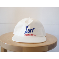 SUBLIME (ユニセックス) / SURF NYRON CAP 【SURF CALIFORNIA】