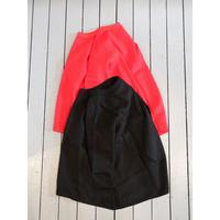 maillot  マイヨ(レディース)  / リネンバックタック半袖シャツT【2色 / サイズ 0のみ】