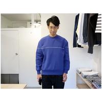 NECESSARY OR UNNECESSARY (NOUN) / SCHOOL JUMPER【ブルー / Mのみ】