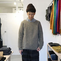 NOR EASTERLY(ユニセックス) / WIDE NECK KNIT
