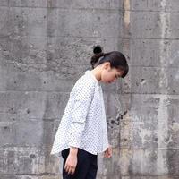 ordinary fits (レディース)  /  バーバーシャツ 2019S/S (ドット)