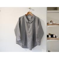 ordinaryfits オーディナリーフィッツ 【レディース】 / BAR BER SHIRTS バーバーシャツ 2020SS
