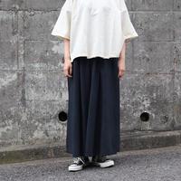 ヂェン先生の日常着(レディース) / キュロットワイドパンツ