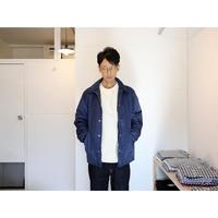 NECESSARY OR UNNECESSARY (NOUN) / COACH JKT 中綿コーチジャケット【ネイビー / M のみ】