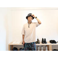 JACKMAN ジャックマン(ユニセックス)  / 1/2 SLEEVE TEE 5分袖Tシャツ【4色 / M , L 】