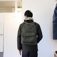 KaiLi / デイパック (M) KLCD-P003 DPM 【ブラック / オリーブ】