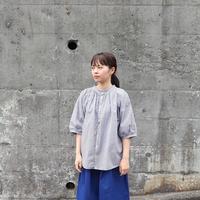 Brocante ブロカント(レディース) / グランレデューシャツ【コットンストライプ】