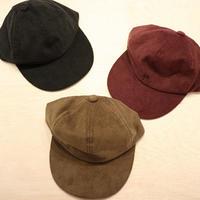 COMESANDGOES カムズアンドゴーズ / CORDUROY CAP