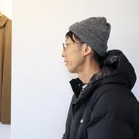 COMESANDGOES カムズアンドゴーズ / STANDARD KNIT 【WOOL】