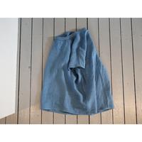 maillot (レディース)  / LINEN W'S SWEAT SHIRT TEE リネンスウェットシャツT