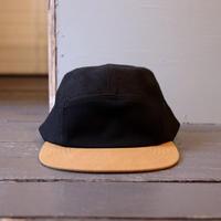 COMESANDGOES  / COTTON LINEN JET CAP