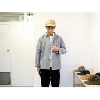 maillot マイヨ 【ユニセックス】 / MATURE RUB COTTONSHIRTS JKT マチュアラブコットンシャツジャケット