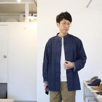 orslow (ユニセックス) / KUNG FU JKT カンフージャケット 【デニムワンウォッシュ】