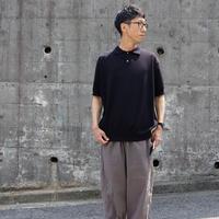 ordinary fits (ユニセックス)  /  POLO KNIT  ポロニット【コットン】