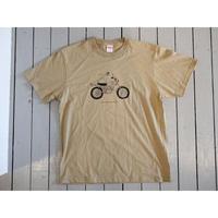 HAR MOTROCYCLES S/STEE(ユニセックス) / はーちゃんTシャツ2020夏デザイン