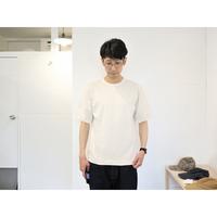 JACKMAN ジャックマン(ユニセックス)  / リブ半袖Tシャツ【無地 / 2色展開】