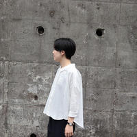 ordinary fits (レディース)  /  バーバーシャツ 2019S/S (無地)