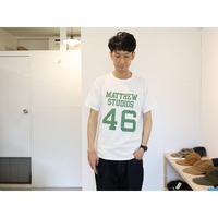 ordinaryfits オーディナリーフィッツ 【ユニセックス】 / PRINT TEE プリント半袖Tシャツ【MATTHEW STUDIO / 3色展開】