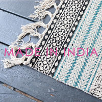 hint hint / ラグ  / MADE IN INDIA