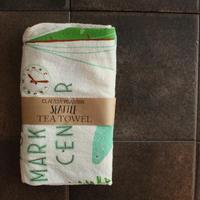 TEA TOWEL SEATTLE / Claudia Pearson