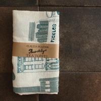 TEA TOWEL BROOKLYN / Claudia Pearson