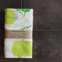 TEA TOWEL GARDEN / Claudia Pearson