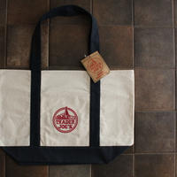 CANVAS TOTE LOGO / TRADER JOE'S
