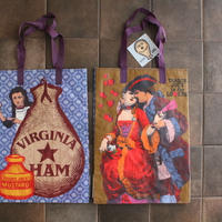 PRINTED TOTE VIRGINIA / TRADER JOE'S