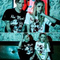 REMEDY ミッキーマウス NO MUSIC Tシャツ