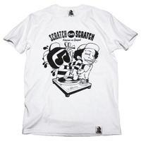 KIRARIN×GOSPELスペシャルコラボレーションT-シャツ(WHITE)