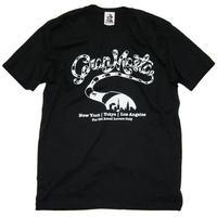 GranMasta OldSchool ロゴT-シャツ(Black)