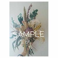 セミオーダー!おしゃれでリッチな花束8,800円【税込・送料込】出来上がりイメージを選んだあとはお任せ!