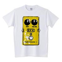 MXR風エフェクター(オリジナルデザイン・ロックTシャツ)