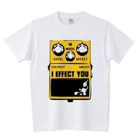 エフェクター(オリジナルデザイン・ロックTシャツ)