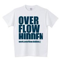 work{overflow:hidden;}(オリジナルデザインGEEK Tシャツ)