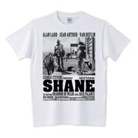 SHANE(シェーン)映画 Tシャツ