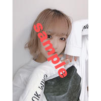①Rina【データ画像】メッセージ付