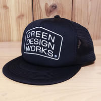 GREEN DESIGN WORKS キャップ