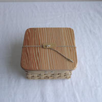 竹のお弁当箱Sサイズ /     タケカンムリ
