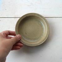 小皿カーキ / 寺嶋綾子