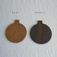 木のコースター丸/湯浅ロベルト淳
