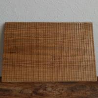 pan皿オニグルミLL /  加賀雅之