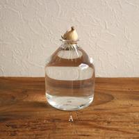 水栽培ポット瓶型・ムスカリ /   さこうゆうこ