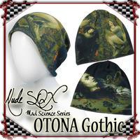 MDA-OG.001 OTONA Gothic Knit CAP<珍獣/Rare animal>