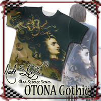 NDW-OG.001 OTONA Gothic project Printed BIG T<メデューサ/Medusa>